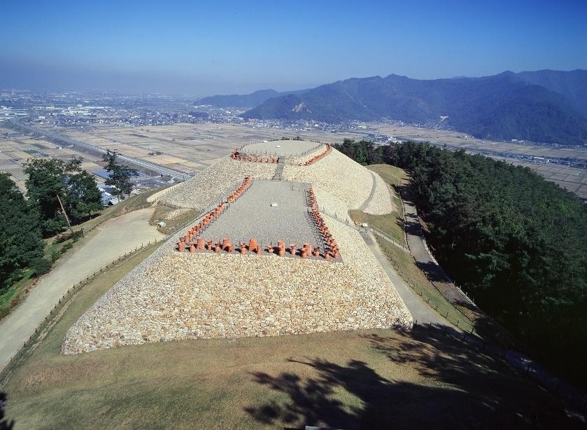 長野県の遺跡ページへのリンク画像