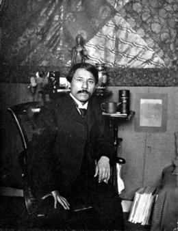 中村不折(1866~1943) 台東区立書道博物館提供