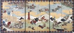 川中島合戦図屏風