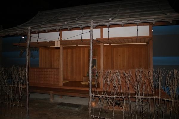 寺庵の写真