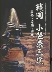 戦国 小笠原三代 -長時・貞慶・秀政-の表紙